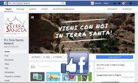 Il tuo viaggio su misura con noi! Su Facebook, la nuova pagina visite Pro Terra Sancta Network