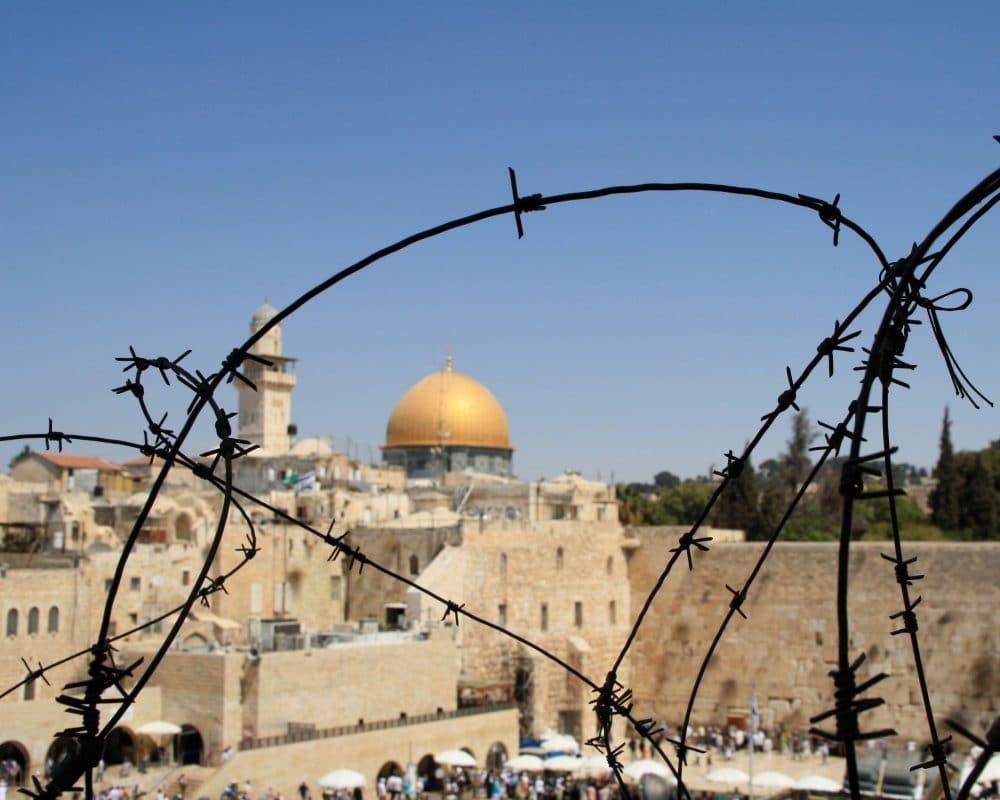 Gerusalemme scontri