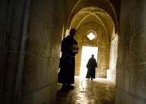 Franciscanos en la Tierra Santa